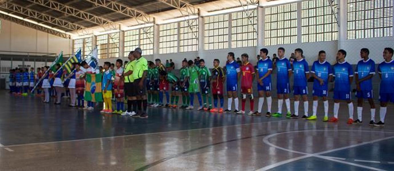 PREFEITURA MUNICIPAL DE MIGUEL ALVES - Abertura da Copa Norte de ... 55079dbc9c0c8